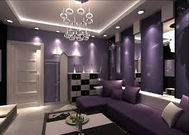 white wood wall panel purple room ideas purple kids bedroom red wooden bedside table dark purple wall paint elegant decorating ideas purple soft rug