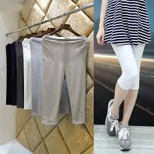 <b>2017 summer Maternity</b> shorts for pregnant women care belly <b>pants</b> ...