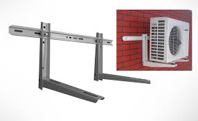 air conditioning wall brackets. ac mounting bracket | outdoor unit air conditioning wall brackets o