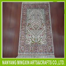 hand made handknotted persian silk rug iranian silk carpet china carpet rug