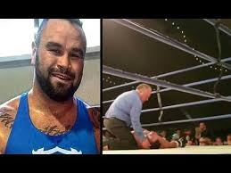 Former UFC fighter Tim Hague dies after boxing match - YouTube