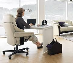 woman office furniture. woman with white office chair furniture