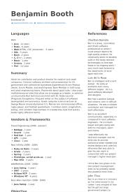 Software Architect Cv Examples Marvelous Software Architect Resume ...