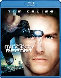 minority report blu ray review steven spielberg tom cruise collider minority
