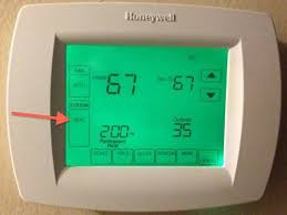 trane ac thermostat. thermostat hvac heat pump best mode heating arrow trane ac