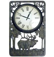 outdoor clock elk outdoor clock outdoor clock and thermometer combo