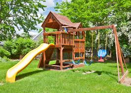 34 Amazing Backyard Playground Ideas And Photos For The Kids Of Course Home Stratosphere