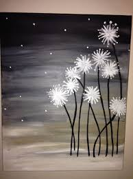 diy canvas painting so pretty i ve done this one super easy and turns out beautiful