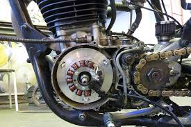 powerdynamo assembly instructions for yamaha xt 500 tt500 and sr place the pre assembled stator unit into the place of the original generator and screw it down there use the centre position of the oblong holes