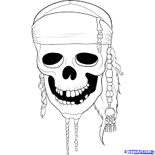 Printable Coloring Pages pirate coloring pages free : Pirates Coloring Pages