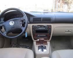 2001 Volkswagen Passat best image gallery #18/22 - share and download