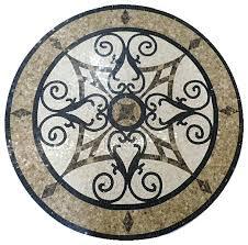 floor tile medallions mosaic polished floor medallions tile medallion marble mosaic inlay inches floor tile medallions