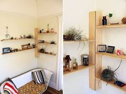 Building Corner Shelves DIY Projects Create Your Own Corner Shelves With Wood 100 DIY 81