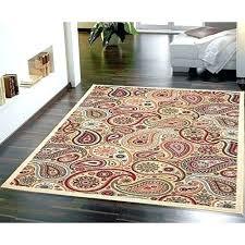 non slip area rugs skid kitchen ideas