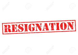 resignation cliparts stock vector and royalty the resignation resignation red rubber stamp over a white background
