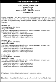 create professional resume