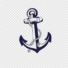 Black And Gray Ship Anchor Illustration T Shirt Wedding