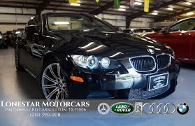 Used BMW for Sale in Addison, TX - Lonestar Motorcars, All ...