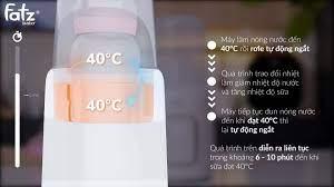 ❤️ Máy tiệt trùng và hâm sữa Mono 7 Fatzbaby FB3010TN