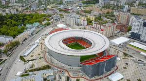 Kaliningrad Stadium Seating Chart Russian World Cup Stadiums Hosting Matches In 2018