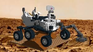 Camera Lego Digital Designer : Lego ideas mars science laboratory curiosity rover