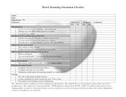 hourly checklist template page 7 hourly rounding thinglink