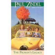 the pigman s legacy the pigman by paul zindel