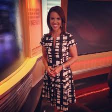 channel 9 news today. channel 9 news reader alison ariotti wearing the #leinabroughton bonnie dress in grid. http today e