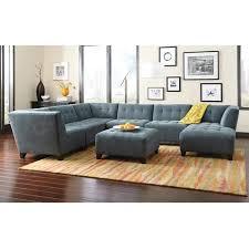 space furniture sale. belaire 6piece modular sectional in caprice cerulean nebraska furniture mart living room ideas pinterest and space sale