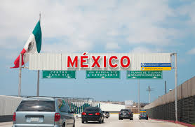 crossing the us mexico border to tijuana