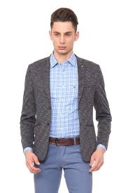 Allen Solly Suits Blazers Allen Solly Azure Blazer For Men At Allensolly Com