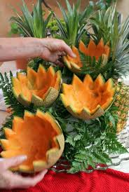 Pineapple Fruit Tree Display Pineapple Palm Tree Fruit Display Fresh Fruit Tree Display