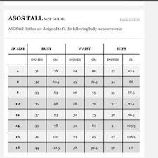 Asos Clothing Size Chart Asos Red Pleated Dress