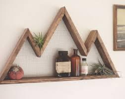reclaimed wood mug rack urban rustic. Mountain Wall Art, Shelf, Home Decor, Hanging, Reclaimed Wood Mug Rack Urban Rustic R