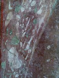 faux marble detail villa of the mysteries before 79 c e fresco just