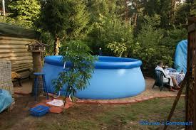 Quickpool Was Tun Damit Der Rasen Nicht Fault Hausgarten Net