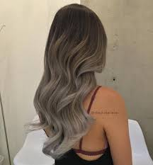 Ombre Hairstyle 21 Wonderful Ombre Hair Color Trends Is The Silver GrannyHair Style Fashion