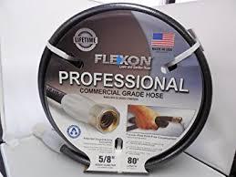 flexon garden hose. Flexon Professional Lawn And Garden Hose