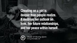 Cheating Female Quotes Beauteous Love Quotes For A Cheating Boyfriend Feat Cheating Female Quotes