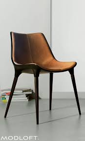 genuine leather dining chairs cozy top grain 4
