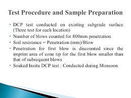 Estimation Of Cbr Value Using Dynamic Cone Penetrometer