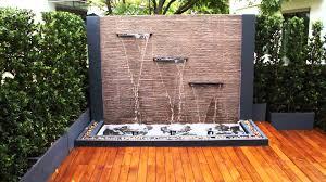 modern fountains best  modern outdoor fountains ideas on