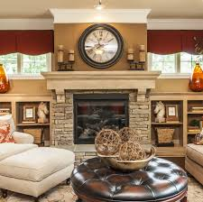 ideas of what to hang over a fireplace