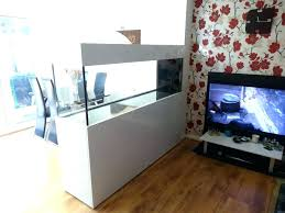 Cool Marine Room Divider Aquarium Size Inch From Prime Aquariums Fish Tank Office In Style Dental