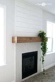 build fireplace mantel surround how to a shelf plans