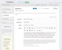 Best Resume Builder Software Resume For Your Job Application