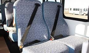 home goshen coach goshen coach 8 14 passengers