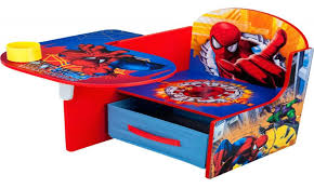 spiderman chair desk image size uk
