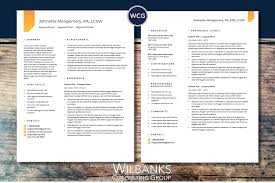 Modern Looking Font For Resume Modern Resume Template Design Structure And Flow Helps Wcg Clients Get Interviews The Wilbanks Consulting Group