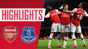 Arsenal - 🎥 HIGHLIGHTS | Arsenal 3-2 Everton